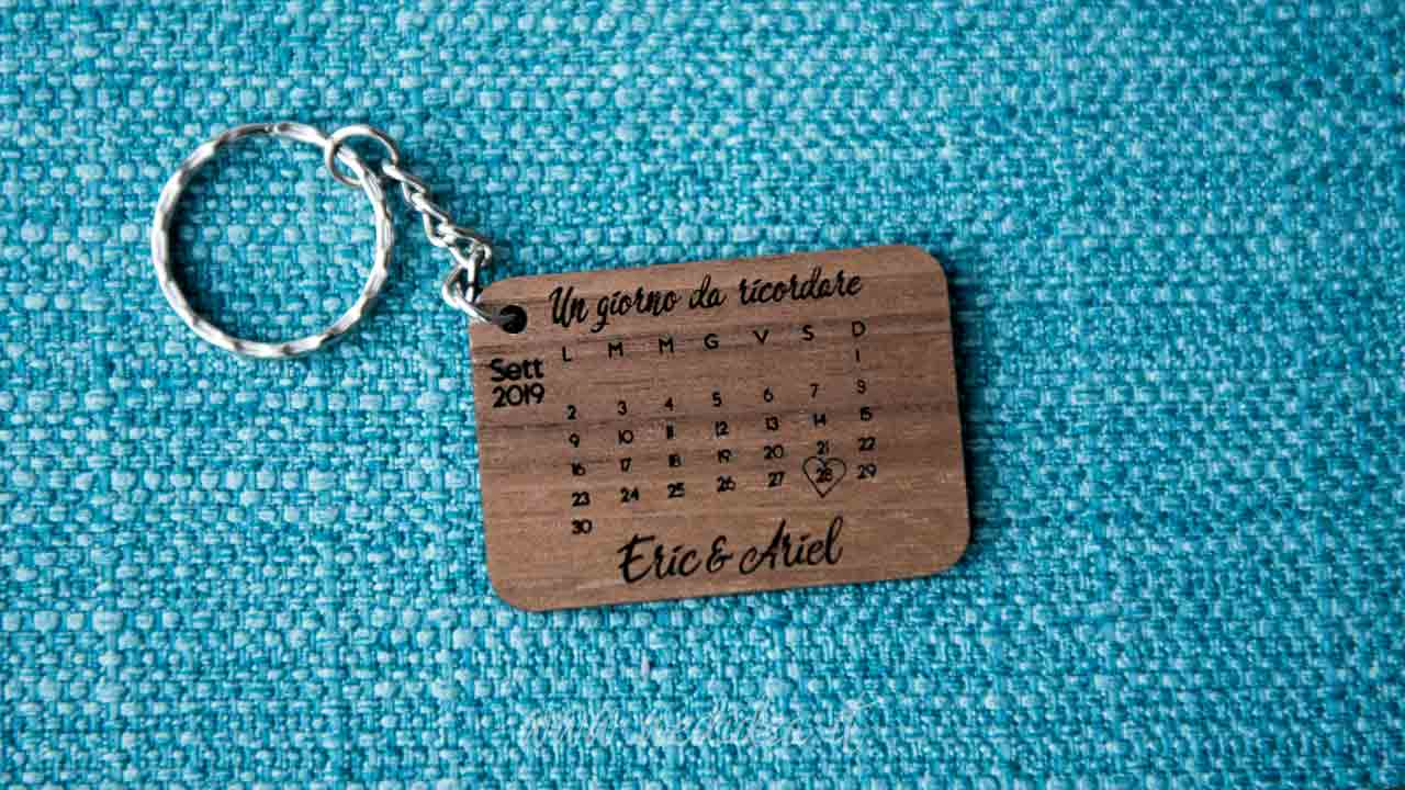 Save the date per matrimonio